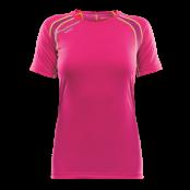 Devold Energy Woman T-Shirt - Watermelon
