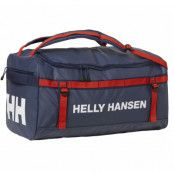 hh classic duffel bag s, evening blue, one size,  helly hansen