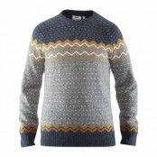 övik knit sweater m, acorn, l,  fjällräven höst