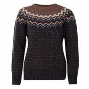 Övik Knit Sweater W, Deep Forest, 2xs,  Fjällräven