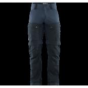 Keb Gaiter Trousers M, Dark Navy-Uncle Blue, 46,  Fjällräven