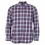 Singi Flannel Shirt Ls M, Dusk, L,  Fjällräven