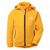 Corin Kid's Jacket, Oat Yellow, 120,  Didriksons