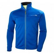 hp fleece jacket, 563 olympian blue, s,  helly hansen jackor