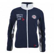 Nautic Fleece Jacket W, Navy/White, 36,  Nautic Xprnc Rs65