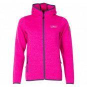 Reykjavik Fleece Jacket W, Fresh Pink Melange, 34,  Tröjor