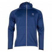 training zip hood, navy melange, 2xl,  träningströjor 2 för 299