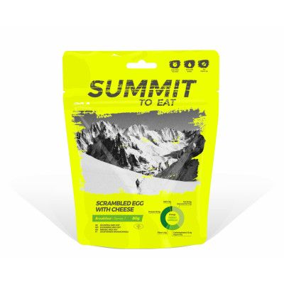 Summit to Eat SCRAMBLED EGG CHEES