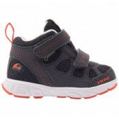 Ludo Gtx Mid, Charcoal/Red, 30,  Viking