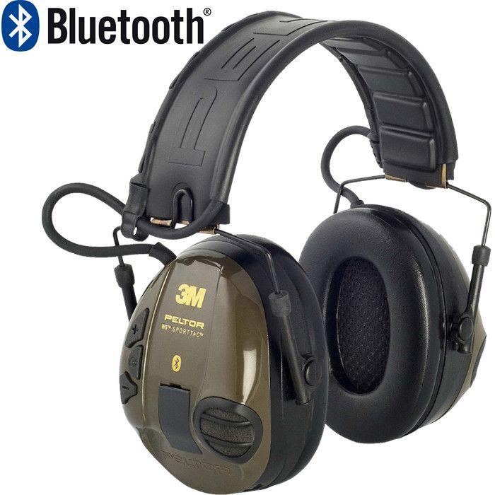 Fantastisk Peltor WS SportTac Light Bluetooth Hörselskydd - Vildmarksstugan LV-46