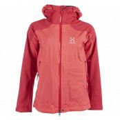 Incus Iii Jacket Women, Carnelia/Real Red, M,  Haglöfs