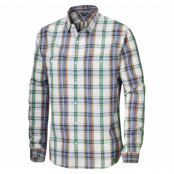 Kaha Ls Shirt, Soft White/Ginko Gre, Xs,  Haglöfs