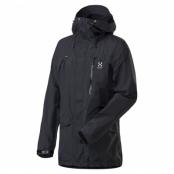 Tundra Jacket, Black, S,  Haglöfs