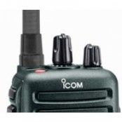Icom ProHunt AdvancedGrön 155Mhz +Peltor WS Light