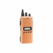 Icom ProHunt Advanced Orange 155Mhz + Peltor WS Light