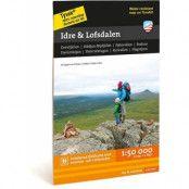 Idre & Lofsdalen 1:50.000