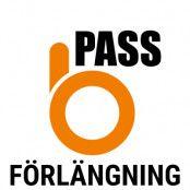 Licens B-Bark PASS - Förlängning