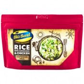 Rice With Asparagus & Chicken