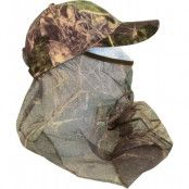 Camo Cap With Netting