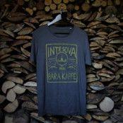 Lemmel Kaffe, t-shirt INTE SOVA BARA KAFFE