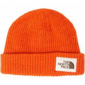 Salty Dog Beanie, Papaya Orange/Picante Red, Onesize,  The North Face