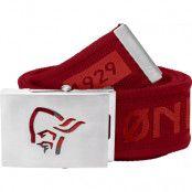 /29 viking head web clip belt