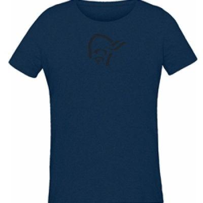 Norröna /29 Cotton Logo T-Shirt (w)