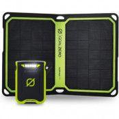 Venture 30 Power Bank + Nomad 7 Plus Solar Kit