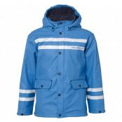 iceflake rain jacket, sea blue, 80,  regnkläder