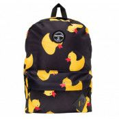 Hawaii Backpack, Black Yellow Duck, Onesize,  Blount And Pool