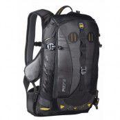 Pieps Freerider 24 Ryggsäck med ryggskydd Black