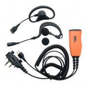 ProEquip PRO-U600LS Earhanger/Peltor and palm, PTT