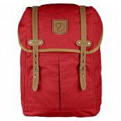 rucksack no.21 medium, red, onesize,  ryggsäckar