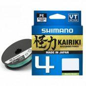 Shimano Kairiki 4 Multicolor 300 m flätlina