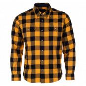 Adventure Shirt, Yellow/Black, 4xl,  Swedemount
