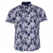 Shirt - Banks Aop, Insignia B, S,  Solid