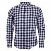 shirt - garret, off white, l,  solid