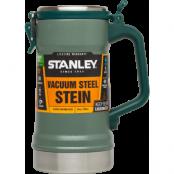Stanley Classic Sejdel 0.7L Grön
