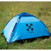 Pop Up Tent, Blue, Onesize,  Tält