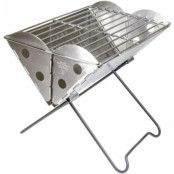 Mini Flatpack Grill & Firepit