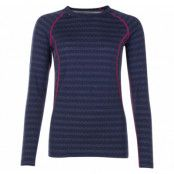50fifty 2.0  Round Neck Ws, Granite Mix, L,  Ulvang