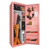Vapenskåp Scandinavian Safe SP 88 Pink  Inkl Led-belysning och frakt!